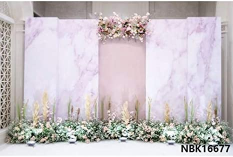 Photophone Wedding Photocall Spring Flower Marriage Baby Shower Birthday Backdrop Photography Background for Photo Studio