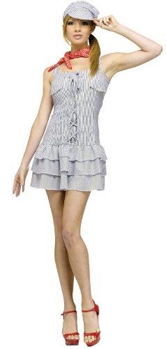 Cute Caboose Adult Costume Size Medium/Large