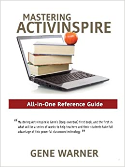 Book Mastering Activinspire: All-in-One Reference Guide