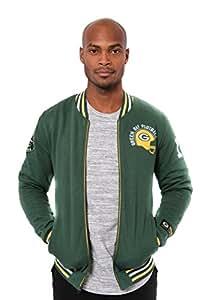 Amazon.com : ICER Brands NFL Men's Full Zip Fleece Vintage