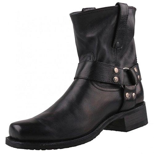 Sendra Boots, Stivali uomo Nero nero