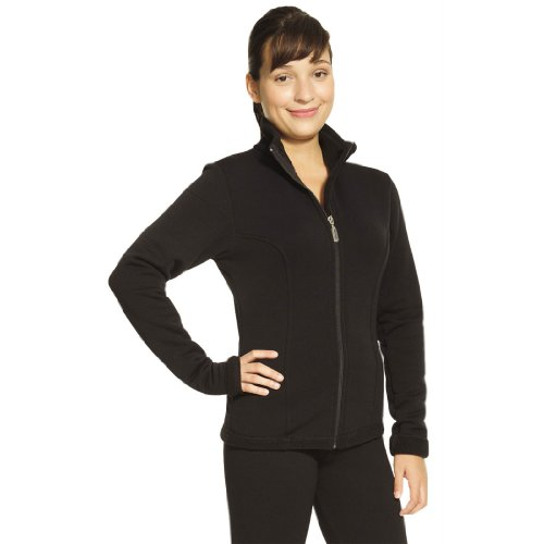 MONDOR POLARTEC TEAM JACKET (BLACK, 6X-7) by Mondor