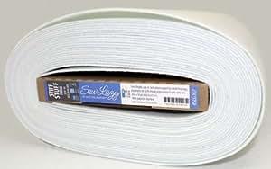 Sew Lazy Stiff Stuff Firm Sew-In Interfacing - BY THE YARD