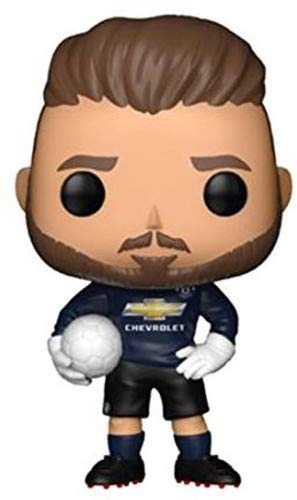 Funko- Pop Vinyl EPL Man United David De GEA Collectible Figure, Multicolor (Abysse Corp_BOBUGV197)