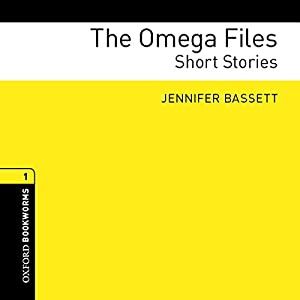 The Omega Files: Short Stories Audiobook