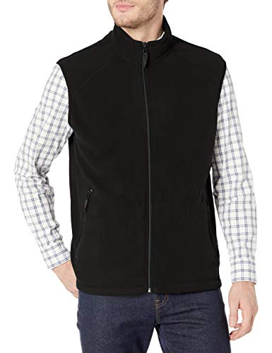 Clique Men's Summit Full-Zip Microfleece Vest