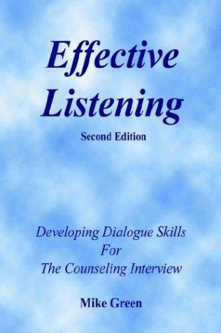Read Online Effective Listening PDF