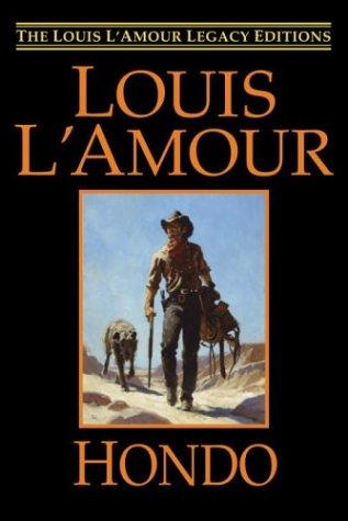 Book cover for Hondo