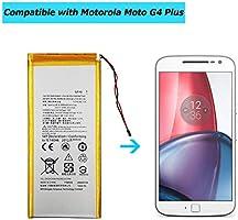 Upplus GA40 - Batería de Repuesto Compatible con Motorola Moto G4 Plus XT1640 XT1641 XT1642 XT1643 con Kit de Herramientas: Amazon.es: Informática