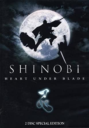 Shinobi - Heart under Blade [Alemania] [DVD]: Amazon.es ...