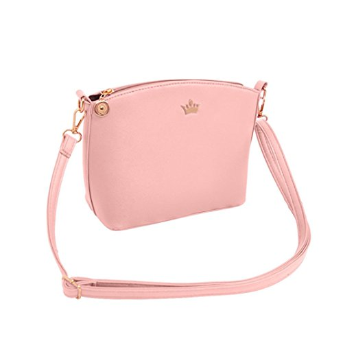 Design Shoulder Messenger Quality Imperial YUAN Handbags High Women Bag Bag Casual Handle Crossbody Pink Candy Clutches Crown Color q6P7A7xRw