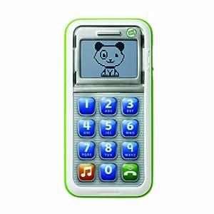 Leap Frog 81126 - Teléfono móvil educativo [importado de Francia]
