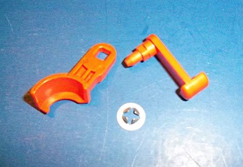 Somniume 1 PCS STIHL Choke Shutter KIT FITS FS45 FS55 FS46 FS38 FS55R 41401413700 -  4140_141_3700_4140_141 3800