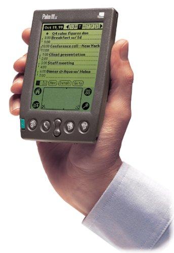 PalmOne IIIx Handheld