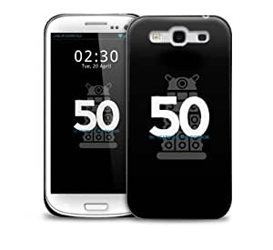 50 Years Of The Doctor Samsung Galaxy S3 GS3 protective phone case