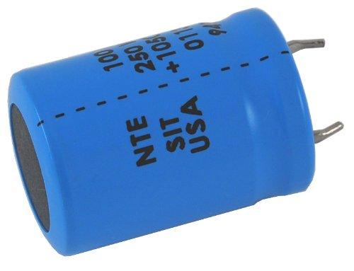 - NTE Electronics SCTH686K20 Series SCT Surface Mount Tantalum Capacitor, 0.287