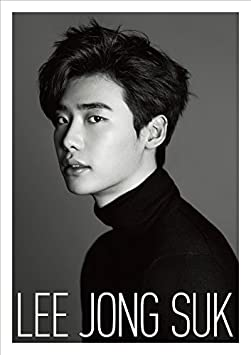 Ceci x Lee Jong Suk Special Limited Package [200p Photobook + DVD]