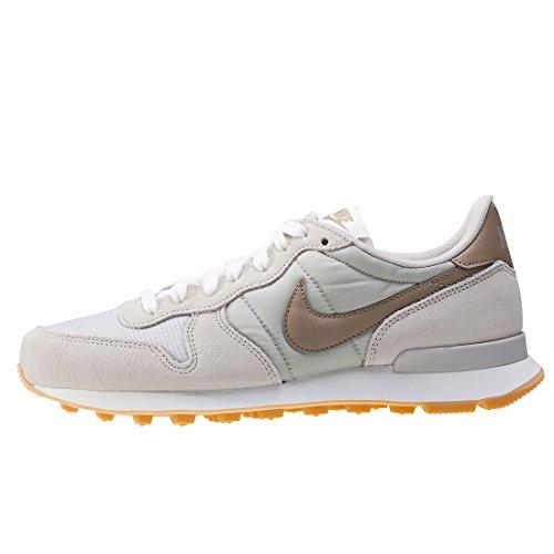 Pale Para Grey Nike Mujer Internationalist Color khaki Deportivo Marca Hueso Mujer Modelo Calzado Nike wqFZSUx