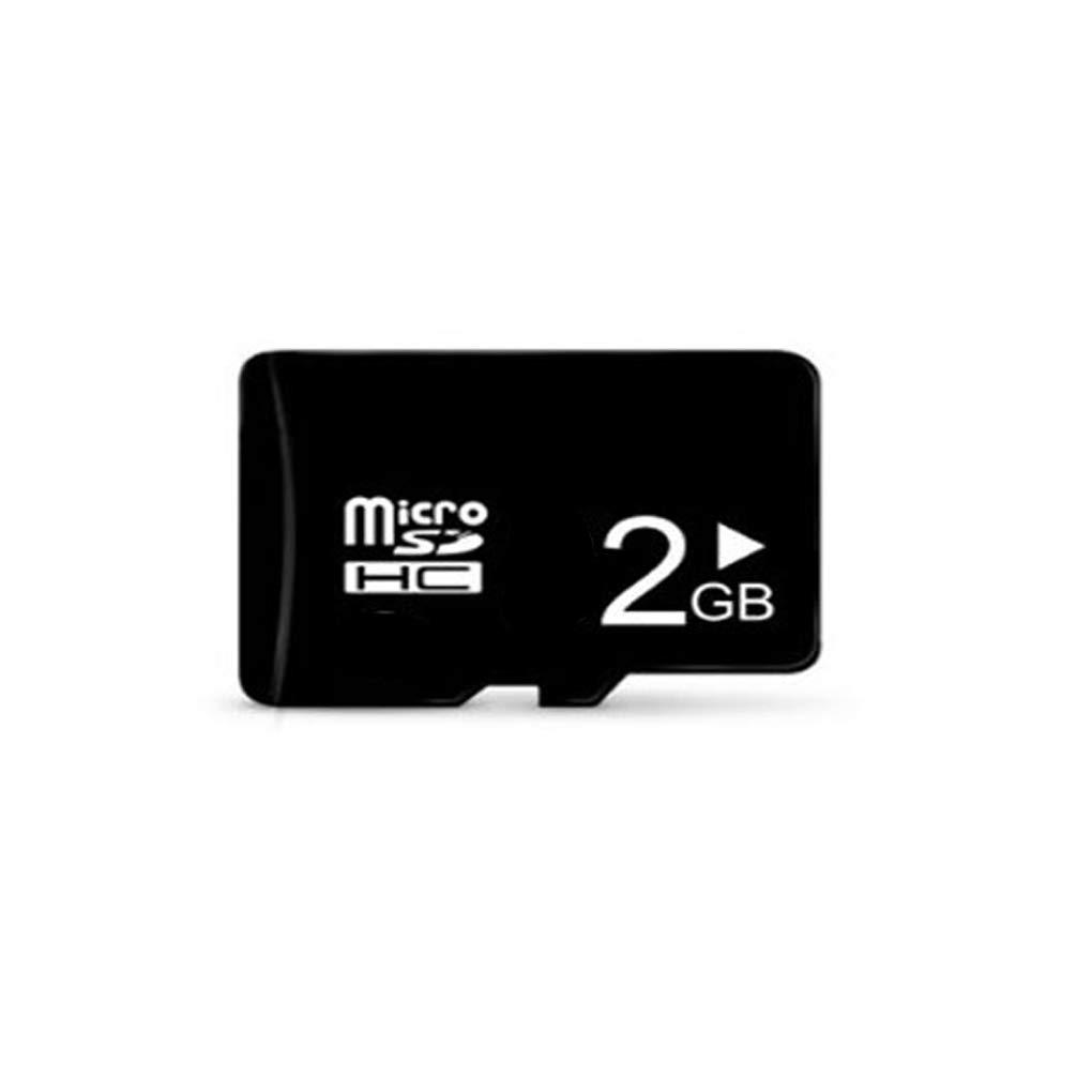 Zerama 2GB Micro SD Card Memory Card Mini SD Card TF Card for Smartphone Camera
