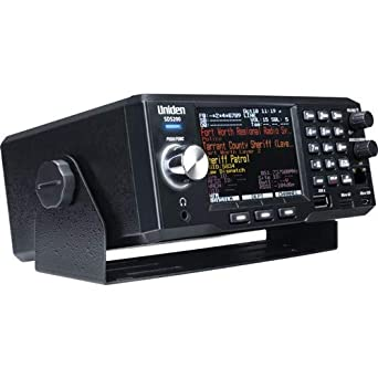 Uniden SDS200 Advanced X Base Mobile Digital Trunking Scanner, Incorporates The Latest True I Q Receiver Technology, Best Digital Decode Performance in The Industry