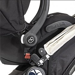 Baby Jogger City Select / Versa Adaptor for Maxi Cosi / Cybex / BeSafe - 2013