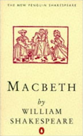 Macbeth (Penguin Shakespeare)