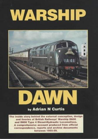 Warship Dawn - Diesel Hydraulic Locomotive