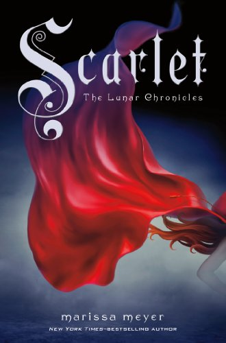 """Scarlet (Lunar Chronicles)"" av Marissa Meyer"