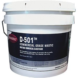 Professional Ceramic Tile Mastic, 3.5 Gal - BOSTIK FINDLEY GIDDS-294649