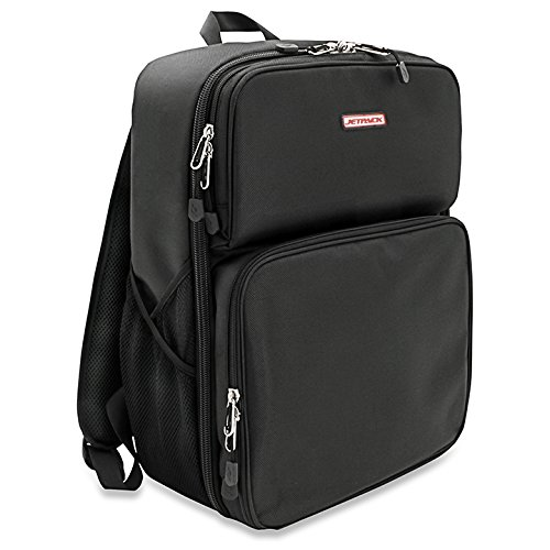 (Orbit Concepts Jetpack-Cut-BLK DJ Backpack for Portable Turntables, 7