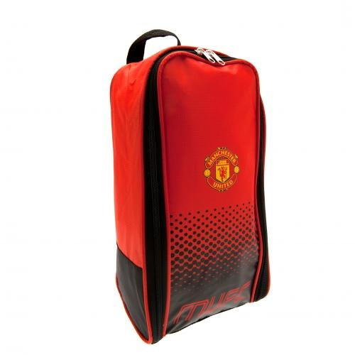 Manchester United Shoes - Manchester United F.c Fade Bootbag