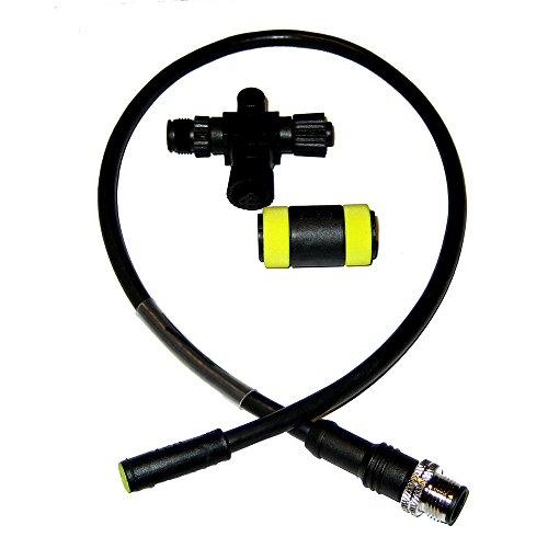 Lowrance Simnet To N2K Adapter Kit (Part #000-0127-45 By - Adapter Kit N2k