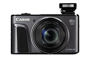 Canon PowerShot SX720 HS (Black) from Canon
