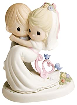 Precious Moments to Have and to Hold Figurine