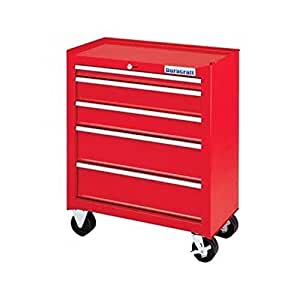 Duracraft DC 514 Rolling Tool Chest 5 Drawer