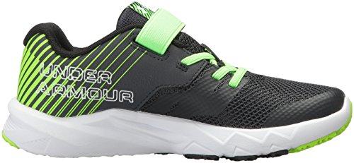 b40ea4dced902 Under Armour Kids' Pre School Primed 2 Adjustable Closure Sneaker