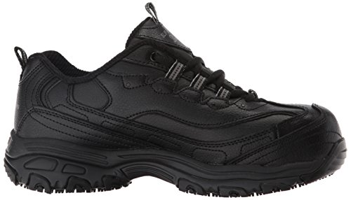 Resistant Work Women's for Black Work Shoe Slip Pooler D'Lites Skechers w4qaXU7x