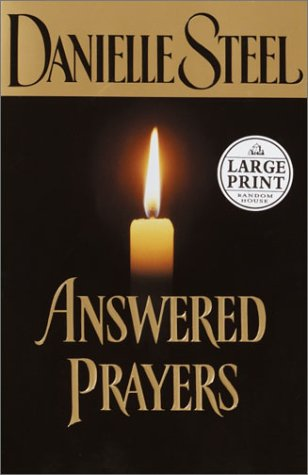 Answered Prayers (Random House Large Print) (Answered Prayer)