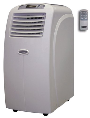 Soleus International Portable Air Conditioner, Dehumidifier, Heater And Fan    14,000 BTU Cooling,