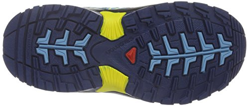 Yello J CSWP Pro Salomon Multisport Gum 3D Midnight Blue Xa Outdoor Blue Unisex Blue Corona Shoes Kids' 4XAwqaY