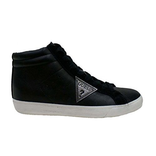 Black Zeppa Holly Rialzo Donna 36 3 Cm Guess Lea Stivaletto Sneaker xwSIg1qqz