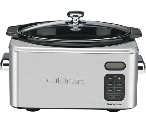 cuisinart digital slow cooker - 9