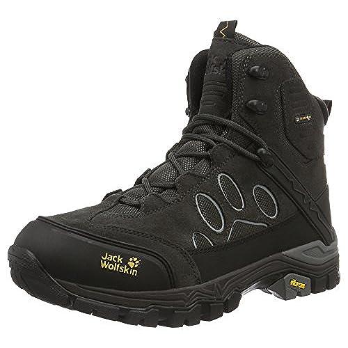 Jack Wolfskin Impulse Texapore O2+ Mid M, Chaussures de Randonnée Hautes Homme