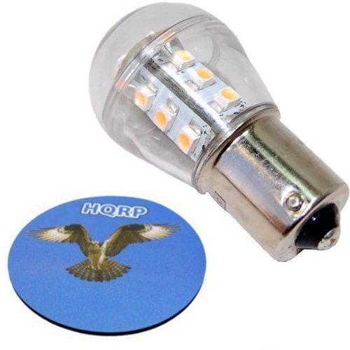 Porch Light Bulb Replacement: Hot Sale 2017 HQRP Waterproof BA15s Bayonet Base 15 LEDs