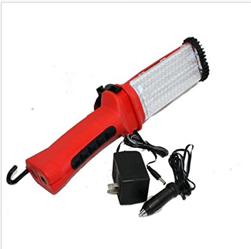 USA Premium Store 84CPS BRIGHT LED RECHARGEABLE CORDLESS TROUBLE MECHANIC WORK LIGHT LAMP by USA Premium Store