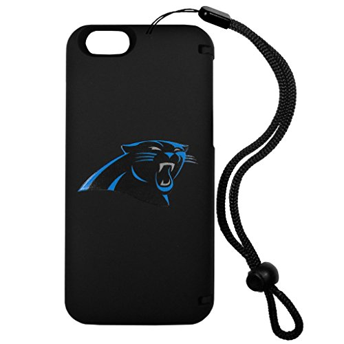 - Siskiyou The Ultimate Game Day Case for iPhone 6 Plus/6S Plus - Retail Packaging - Carolina Panthers