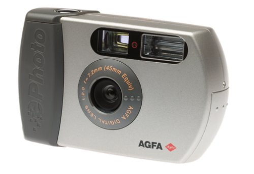Agfa ePhoto CL18 0.3MP Digital Camera