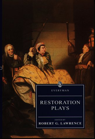 Restoration Plays (Everyman's Library)