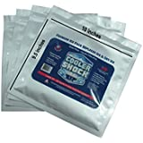 Cooler Shock  Shock-1/18F-Dry Cooler Gel Pack, 10 x 9-Inches 4-Pack