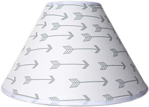 Amazon Com Grey Arrow Lamp Shade Woodland Forest Western Themed